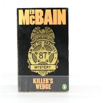 Kniha Zub za zub(Killer's wedge)