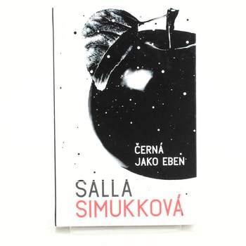Kniha Černá jako eben - Salla Simukková