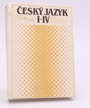 Učebnice Český jazyk I-IV pro střední školy