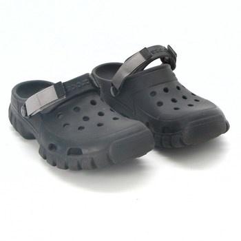 Pantofle Crocs Unisex Offroad černé