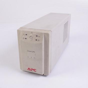 Záložní zdroj APC Smart-UPS 620 bílý
