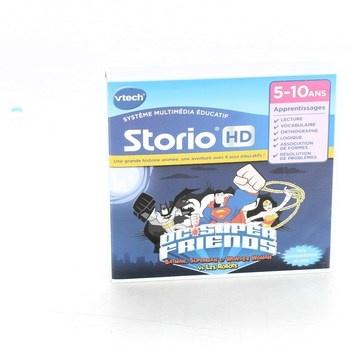 Vzdělávací hra Vtech Storio Super Friends