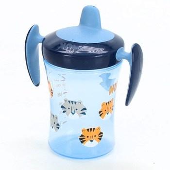 Dětský hrnek Nuk Trainer cup modrý