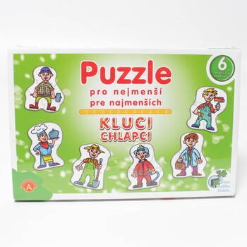 Puzzle pro nejmenší Alexander Kluci