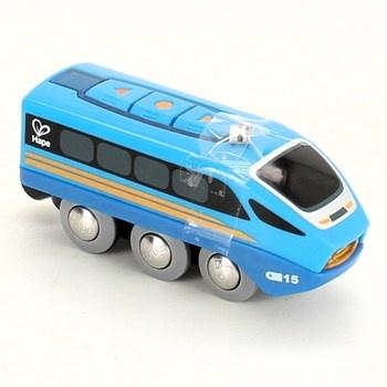 Lokomotiva Hape E3726 modrá