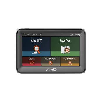 GPS navigace Mio Pilot 15 LM 45 EU