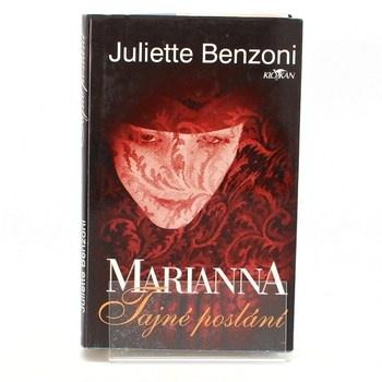 Juliette Benzoni: Marianna - Tajné poslání