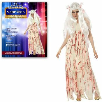 Karnevalový kostým MaDe vampýrka