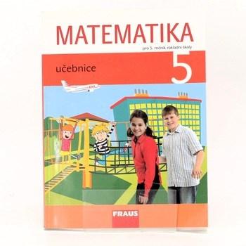 Kolektiv autorů: Matematika 5 - Učebnice