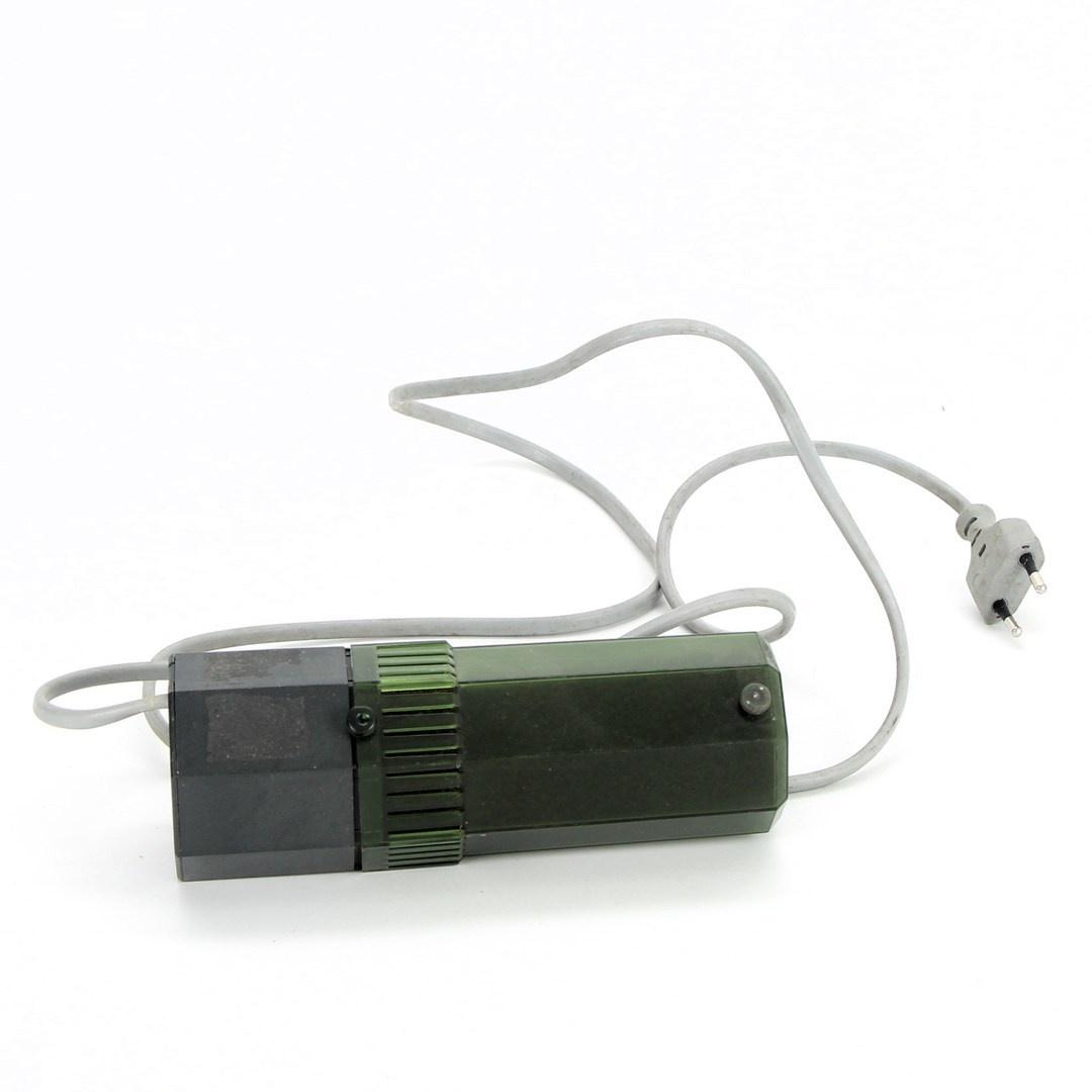 Akvarijní filtr Eheim zelené barvy