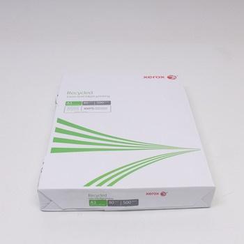 Kancelářské papíry Xerox Recycled 500 ks A3