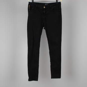Dámské džíny elastické Orsay černé
