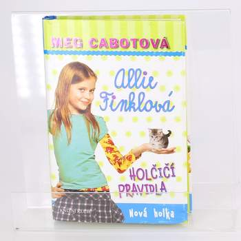 Kniha Allie F.:Holčičí pravidla Meg Cabotová
