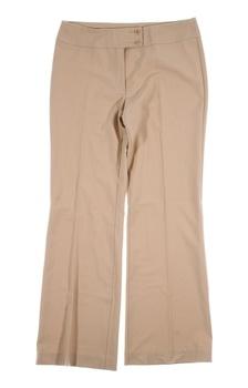 Dámské společenské kalhoty Benetton béžové