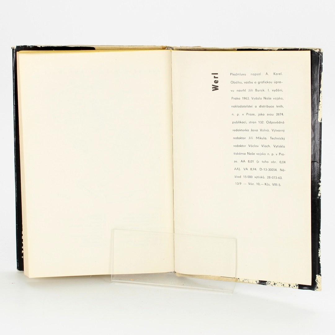 Kniha Werl   L. P. Jordan