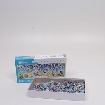 Puzzle Disney 39515 postavy v bublinách