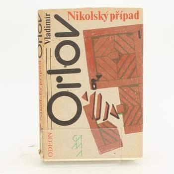 Kniha Nikolský případ Vladimír Orlov