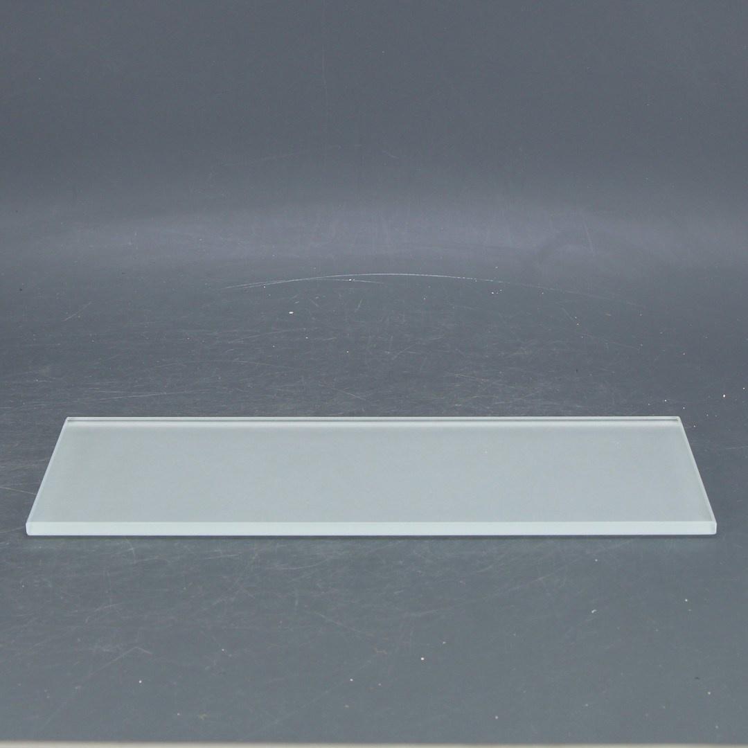 Polička skleněná Keuco 35x12cm