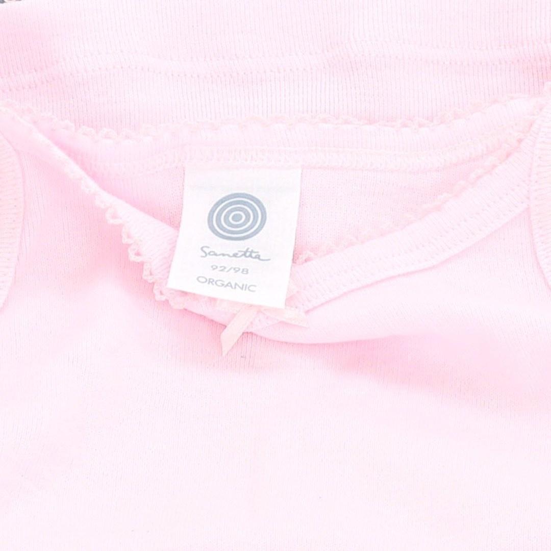 Dívčí spodní košilka Sanetta růžová