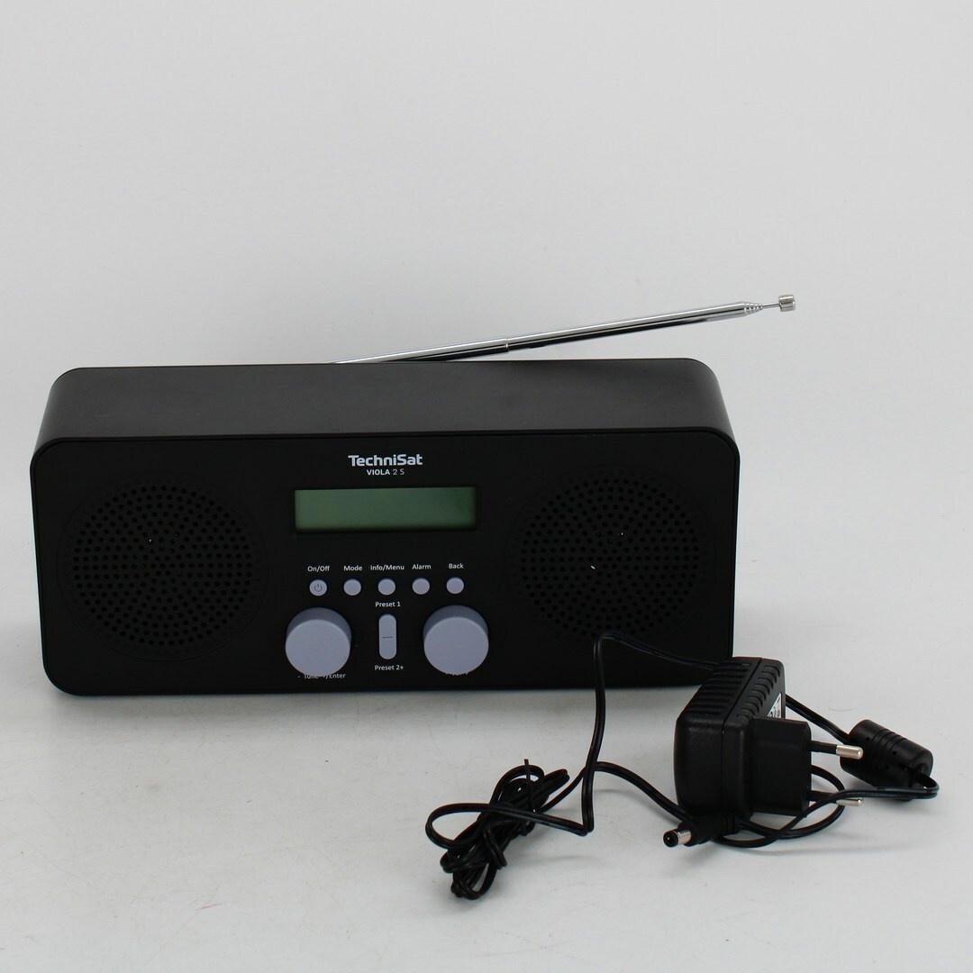 Přenosné DAB rádio Techni Sat 0002/3934