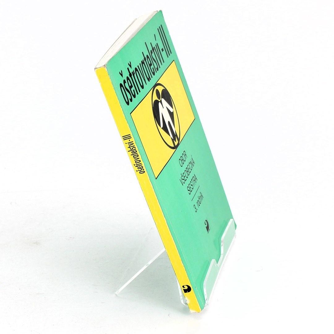Kniha Ošetřovatelství- III.