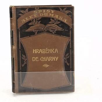 Kniha Hraběnka de Charny I Alexandre Dumas