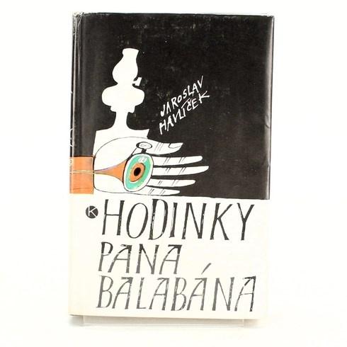 Jaroslav Havlíček: Hodinky pana Balabána