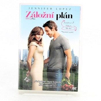 DVD: Záložní plán (Jennifer Lopez)