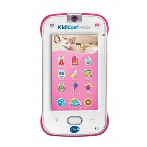 Tablet Vtech KidiCom MAX 4-10 let NĚMECKY