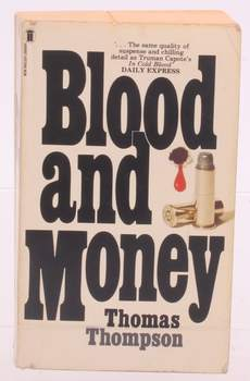 Kniha Thomas Thompson: Blood and Money