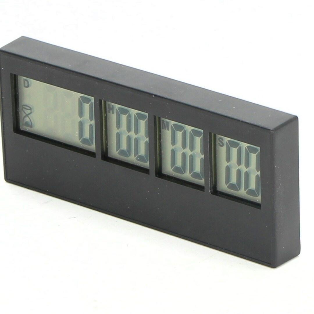 Digitální minutka Anself Multifunkční LCD