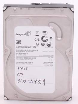 Pevný disk Seagate Constellation ES 500GB