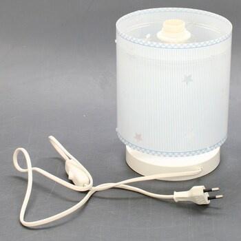 Stolní lampa Dalber 62011T modrá