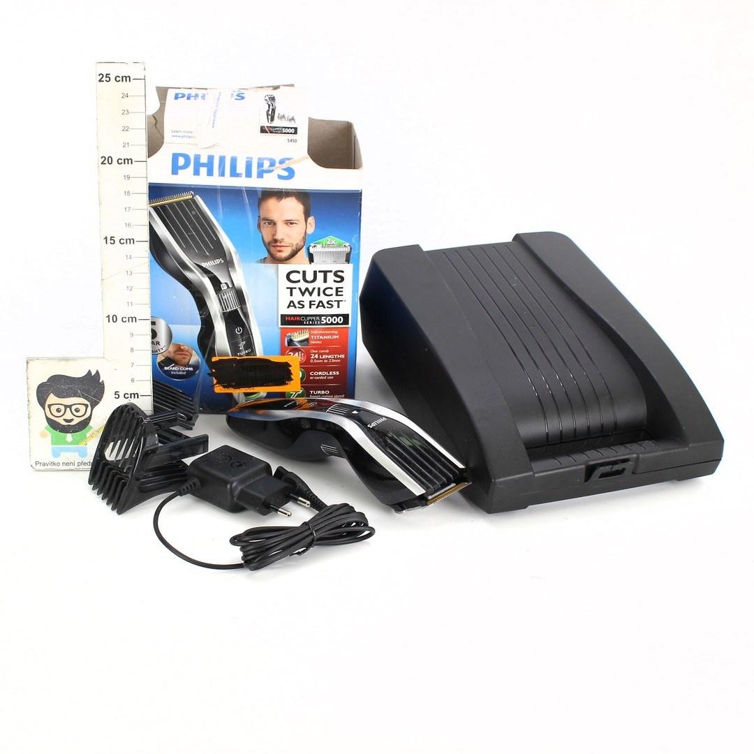Zastřihovač vlasů Philips 5000 HC5630/15