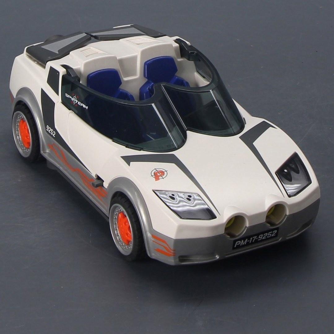 Stavebnice Playmobil Top Agents 9252 autíčko