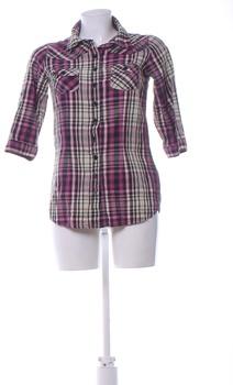 Dámská košile Orsay kostkovaná