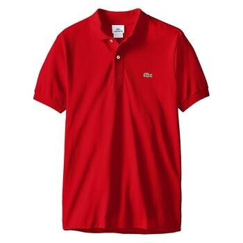 Pánské tričko s límečkem Lacoste L1212