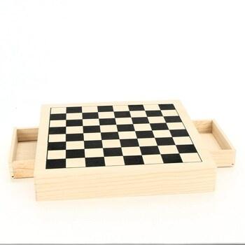 Šachy Teorema 40500 dřevěné