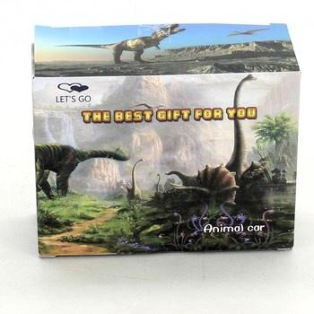 Sada autíček Soky Dinosaurus