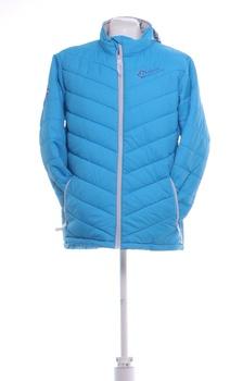 Dámská zimní bunda Nebulus LEMAN modrá XXL