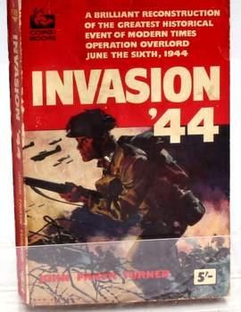 Kniha John Frayn Turner: Invasion '44