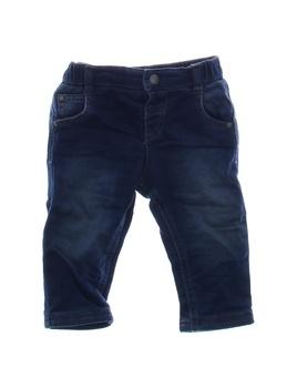 Kojenecké džíny F&F modré zateplené