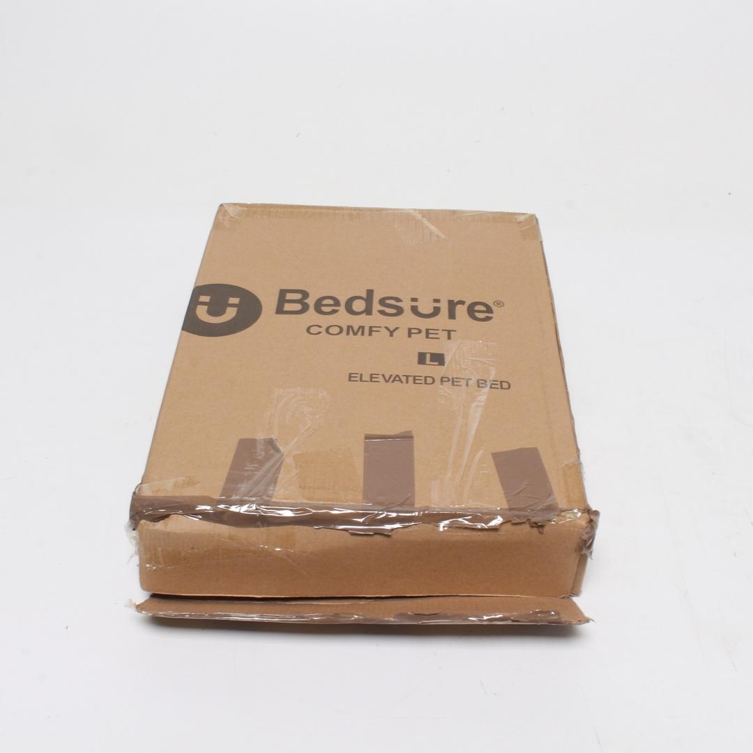 Zvýšená postel Bedsure L - 124x90x20cm
