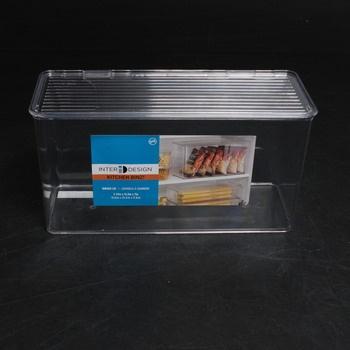 Plastové úložné boxy InterDesign 67630EU