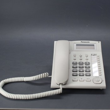VoIP Telefon Panasonic KX-FL421 TS88 0EXW