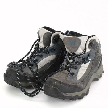 Dětské boty kotníkové šněrovací