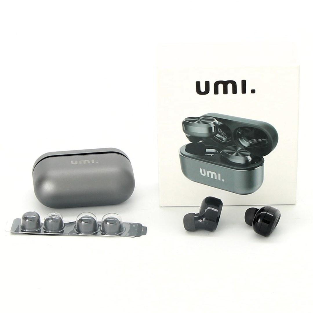 Bezdrátová sluchátka UMI W5S černá
