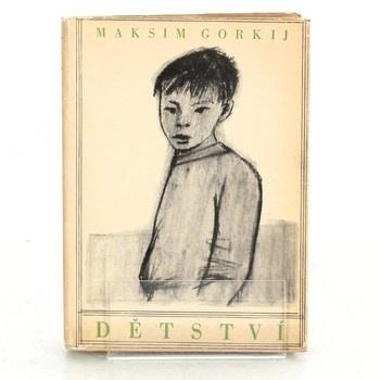 Kniha Maksim Gorkij: Dětství