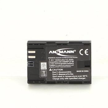Baterie pro fotoaparát Ansmann LPE6