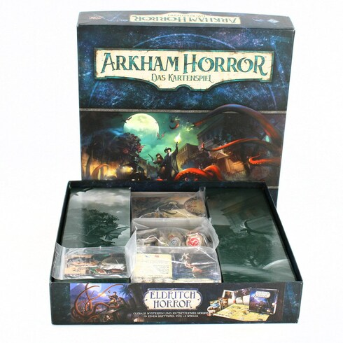 Stolní hra LCG Arkham Horror